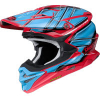 VFX-WR GLAIVE TC-1 (RED/BLACK) XL 61cm