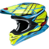 VFX-WR GLAIVE TC-2 (BLUE/YELLOW) XL 61cm