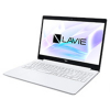 LAVIE Smart NS PC-SN212JFDF-C カームホワイト